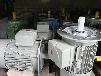Motorenlager klein